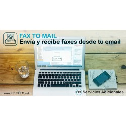 Fax to Mail